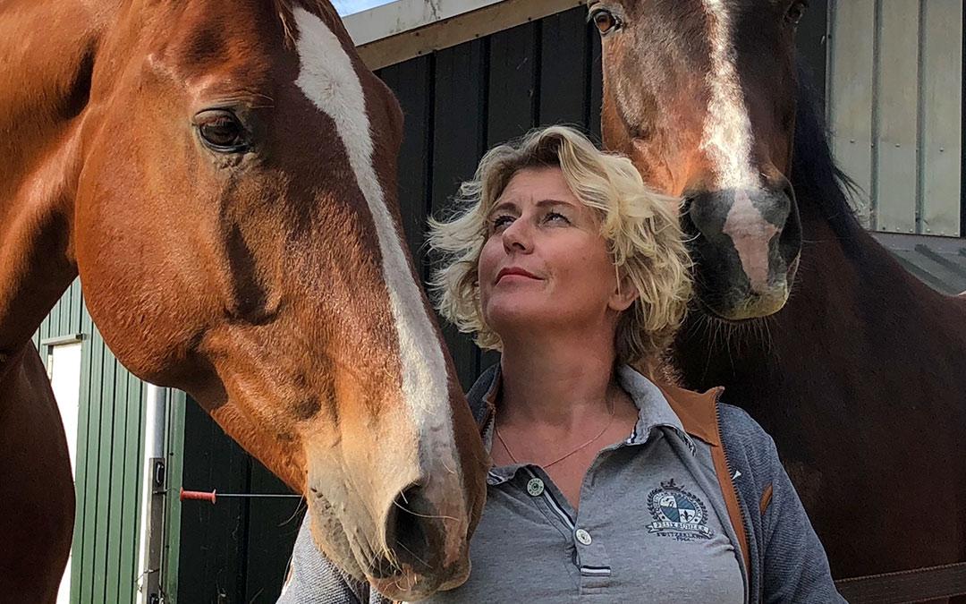 Bineke de Vries: onze ruiters zoeken sponsors, zo simpel wordt het