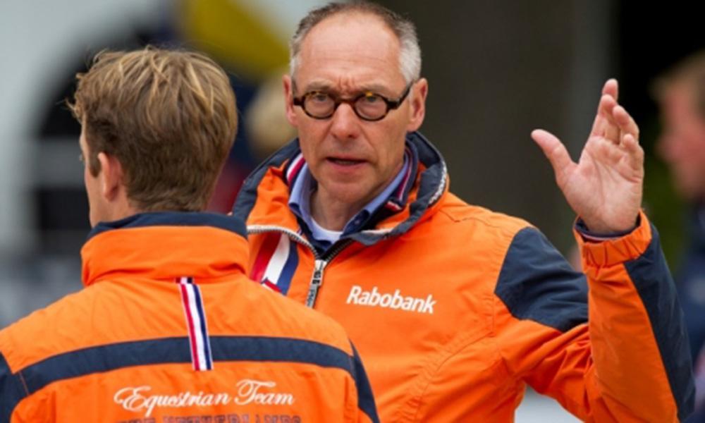 Rob Ehrens start met Dubbeldam, Van Asten, Vrieling en Greve