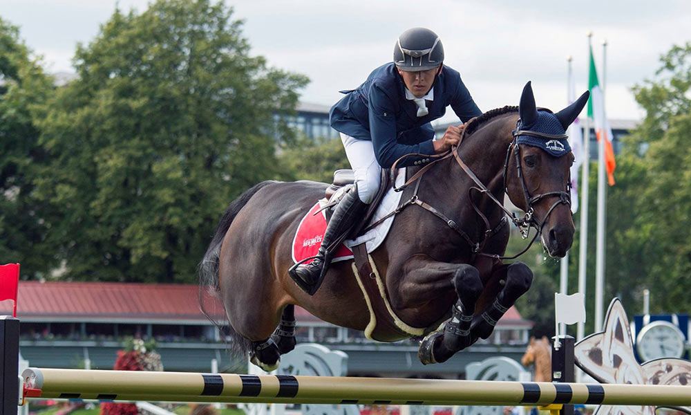 Junior Harry Allen pakt hoofdrubriek Indoor Wierden