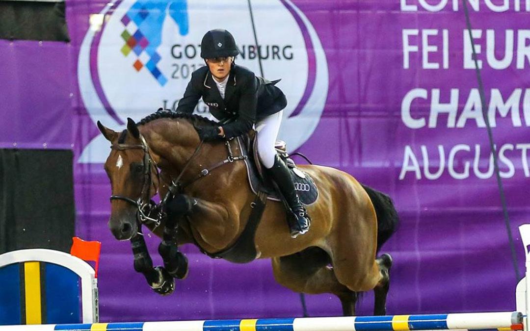 Kim Emmen Derde in finale zesjarige Valkenswaard