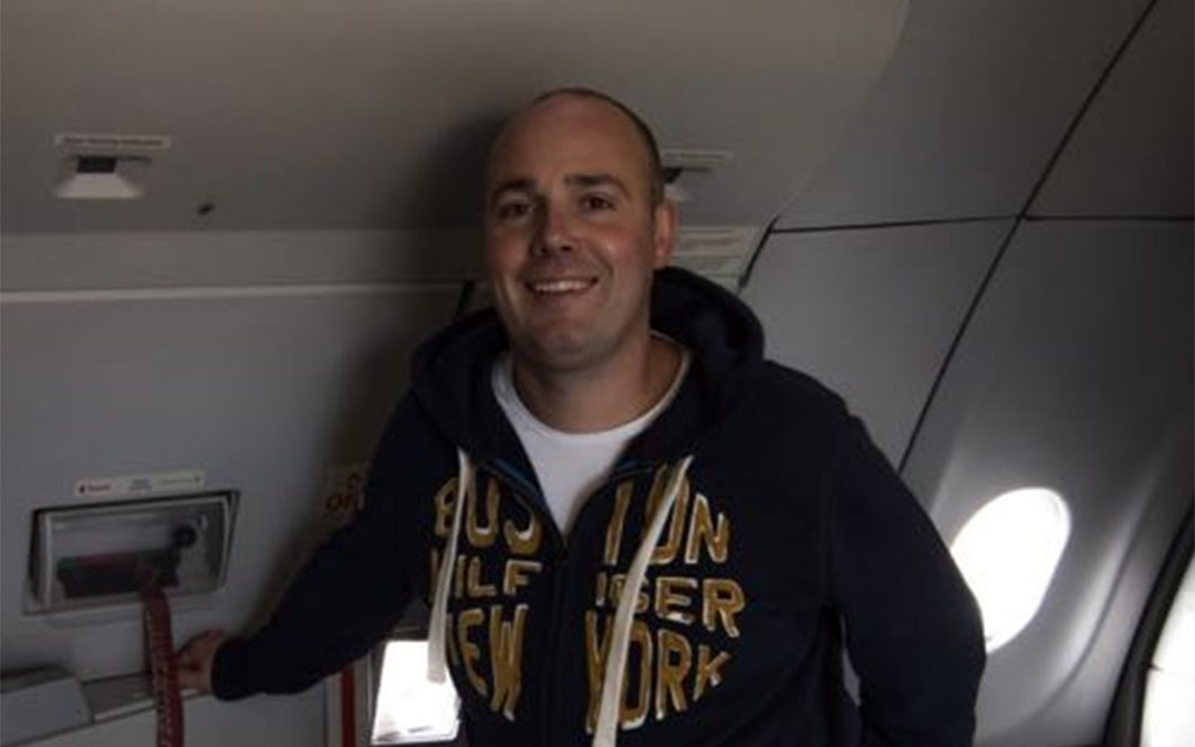 Rob Wiering: een paspoort vol stempels