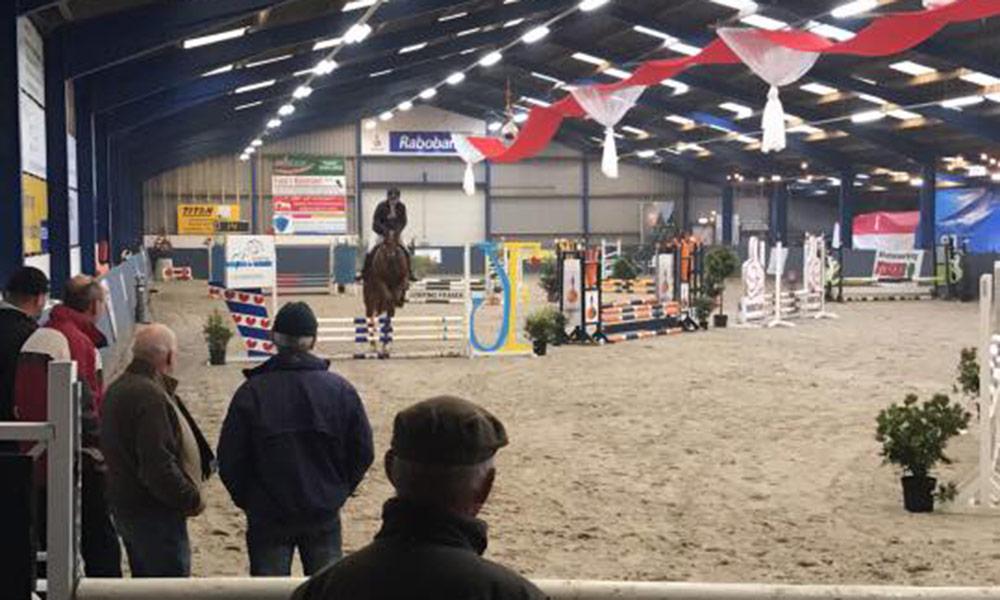Fries kampioenschap Veteranen tijdens Indoor Franeker
