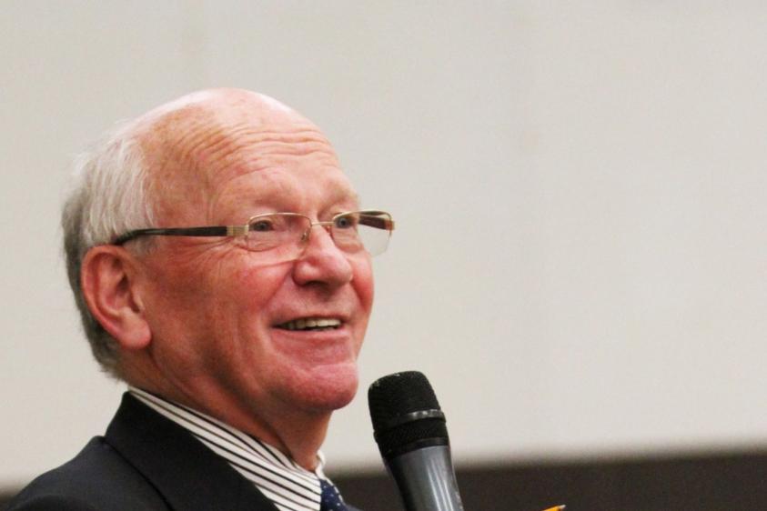 Jacques van der Harst: het niveau van rijden moet omhoog