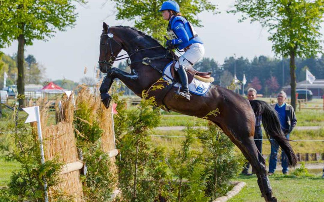 SGW Ede-Putten onderdeel van Bavaria Eventing Trophy