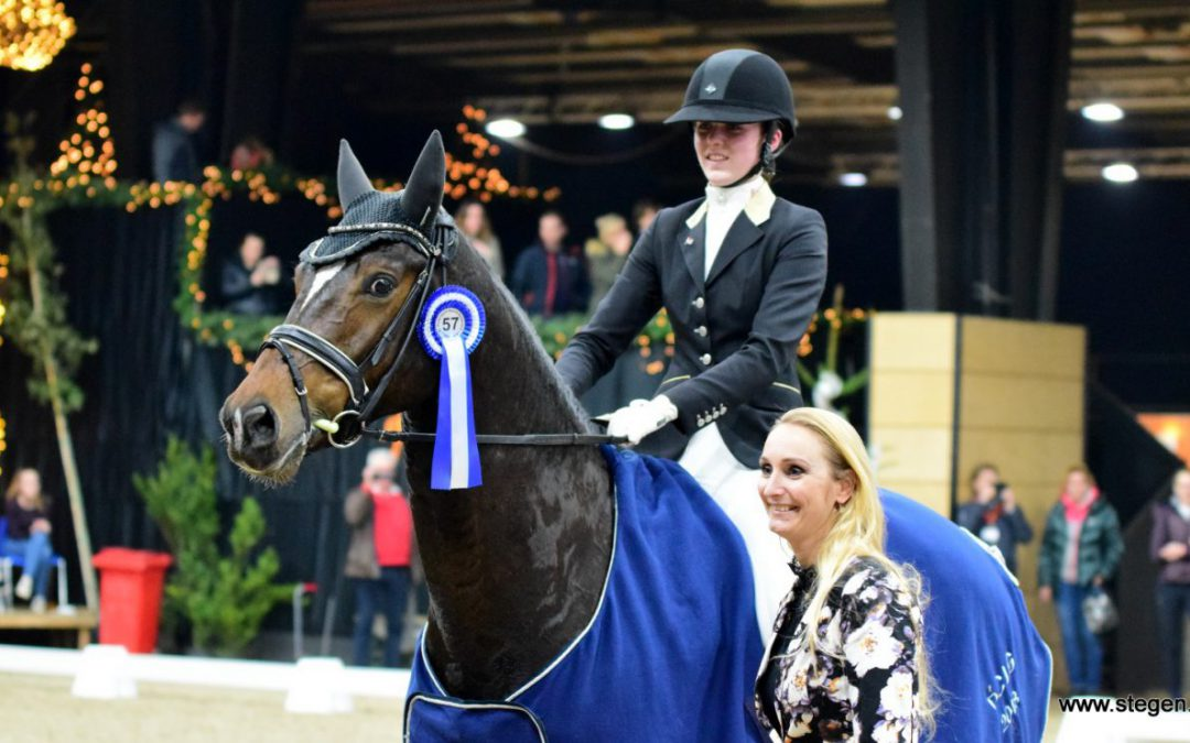 Rachelle Buining en Gant winnen DCIG klasse M2