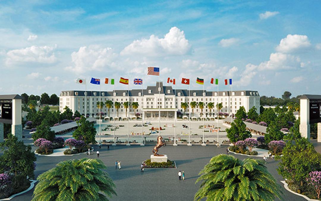 Amerikaanse bond sluit vrede met World Equestrian Center