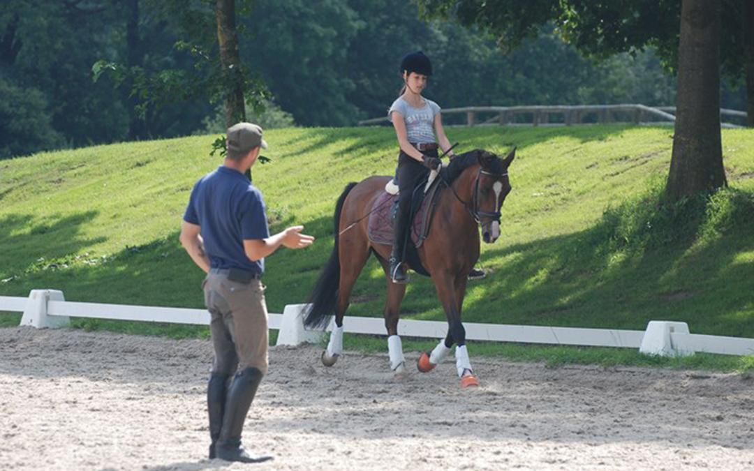 Instructeurscongres tijdens Horse Event