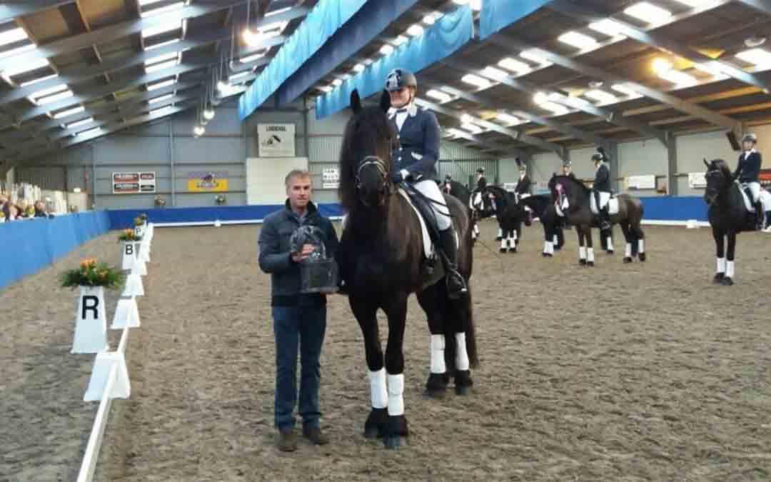 Annemieke Wijbenga wint weer Young Talent Award
