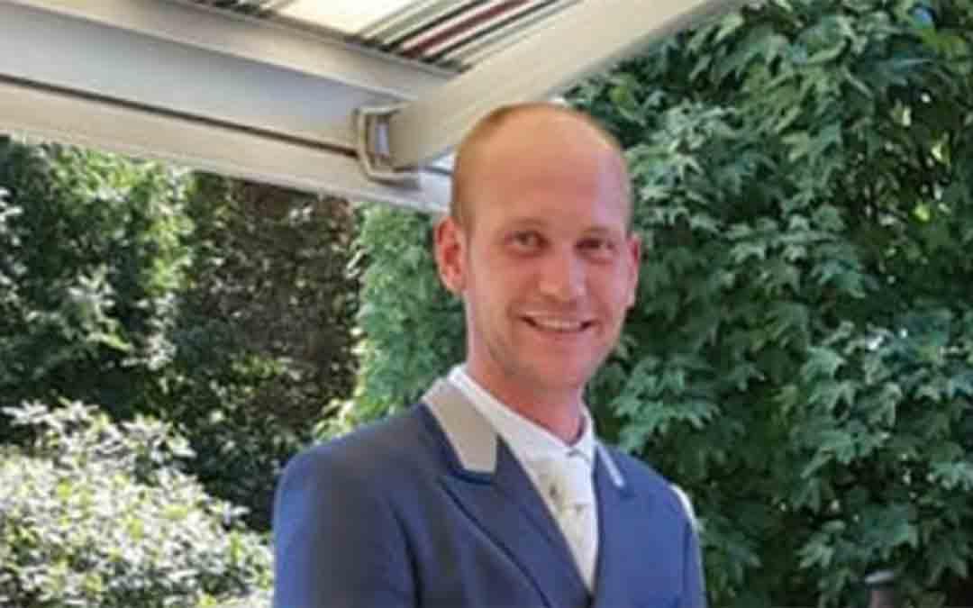 Diederik van Silfhout vijfde in Spécial in Lier