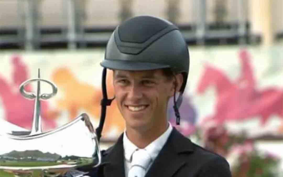 Kevin Jochems beste Nederlander
