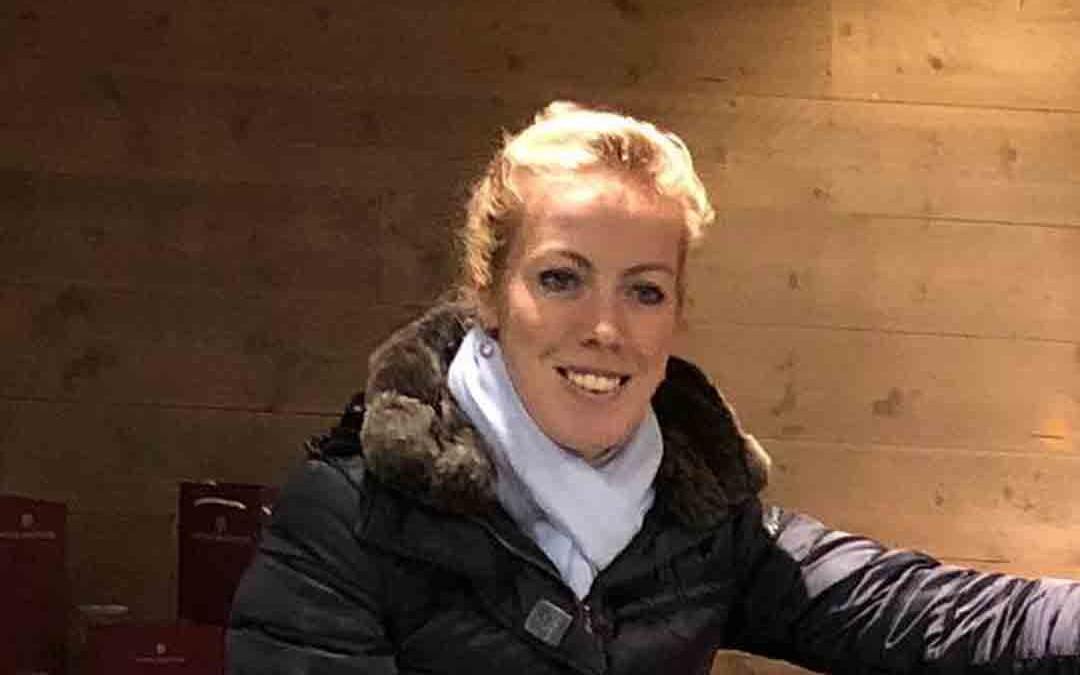 Joy Lammers imponeert in 1m45 kwalificatie