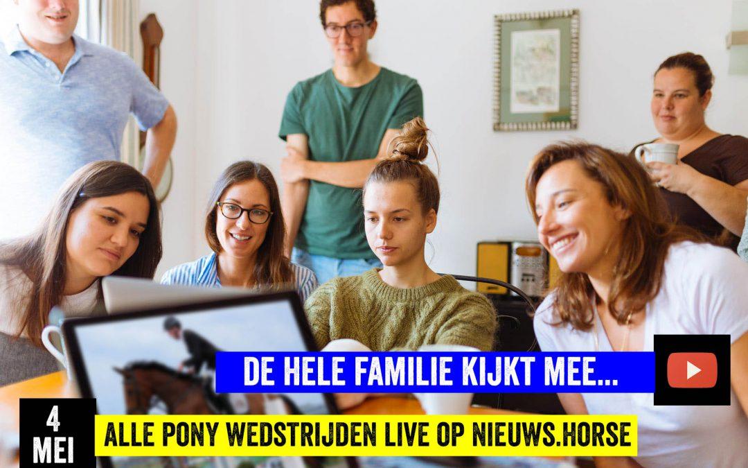 Alle pony rubrieken bij Jumping Oss LIVE op Nieuws.horse