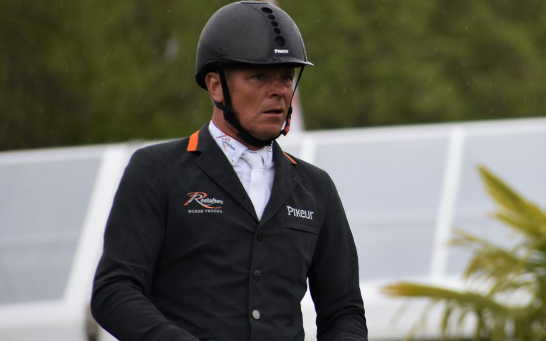 Jeroen Dubbeldam wint bijna GP Lier