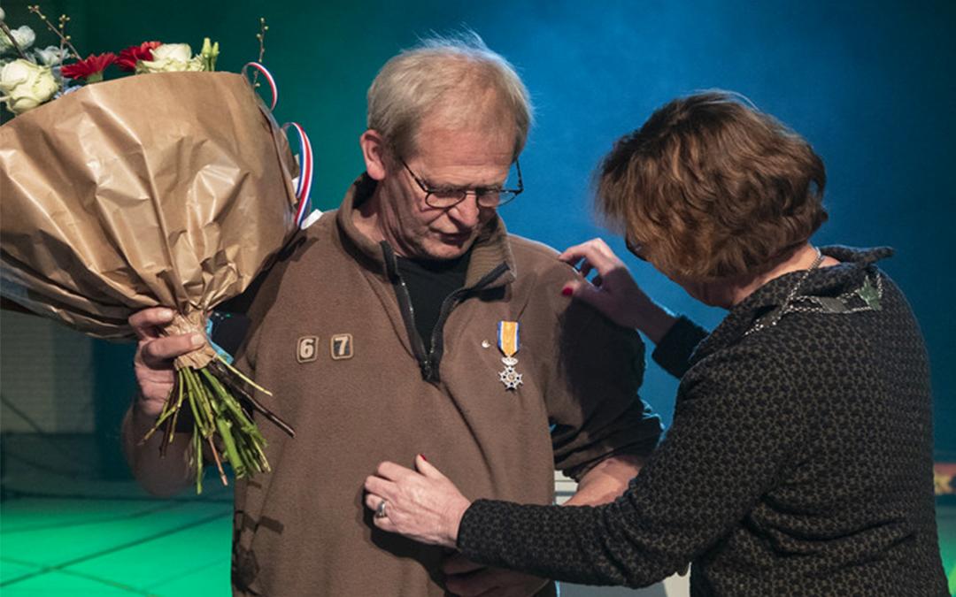 Paardenman Martin Kranenborg (66) koninklijk onderscheiden