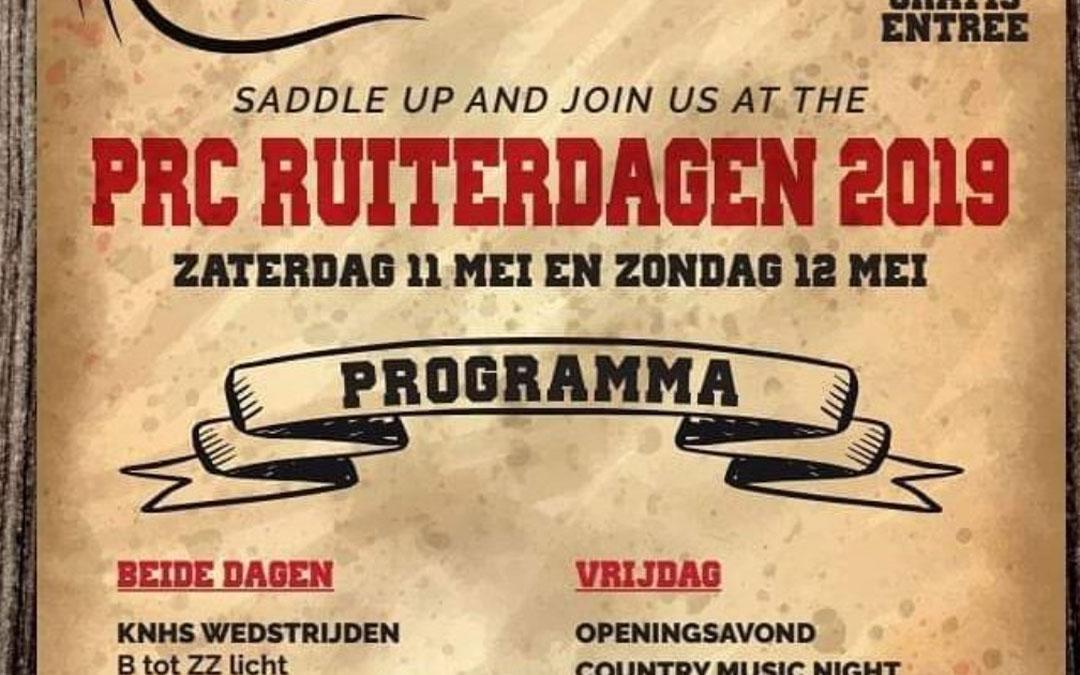 Papendrechtse Ruiterdagen 11 & 12 mei 2019
