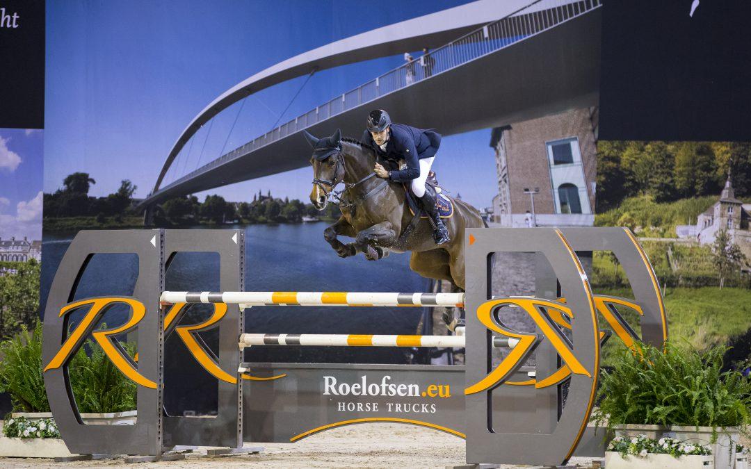 Jumping Indoor Maastricht zet in op vierspannen