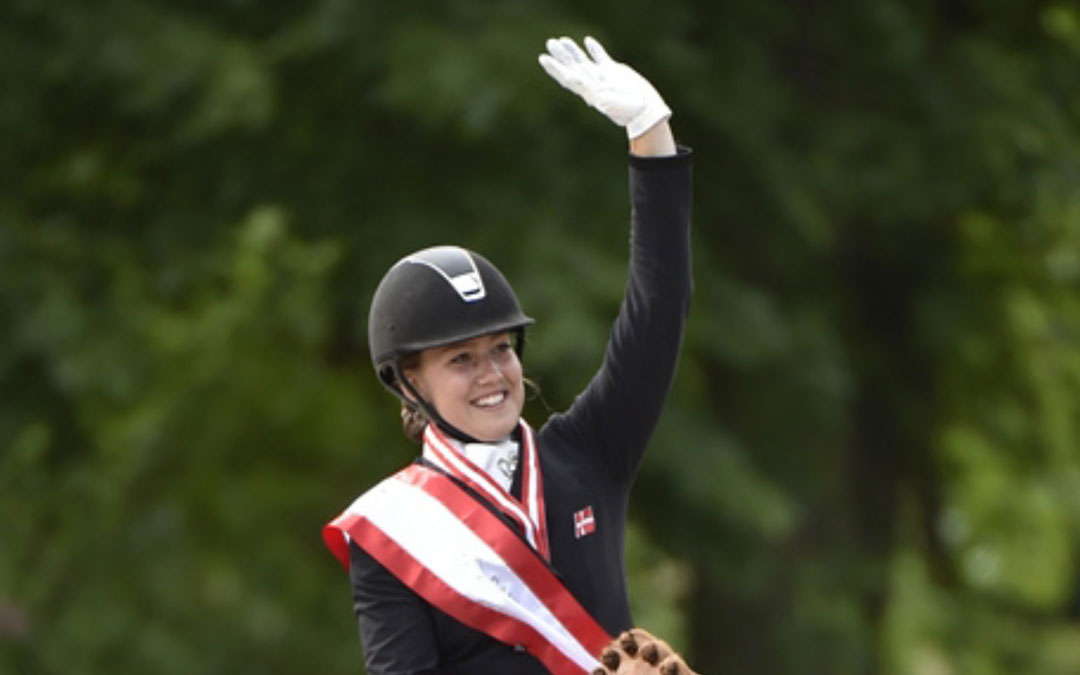 Cathrine Dufour wint ook GP Special