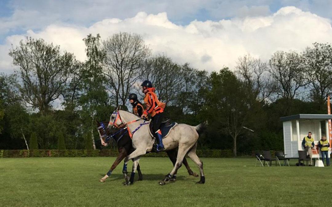 Marijke Visser wint NK  Endurance