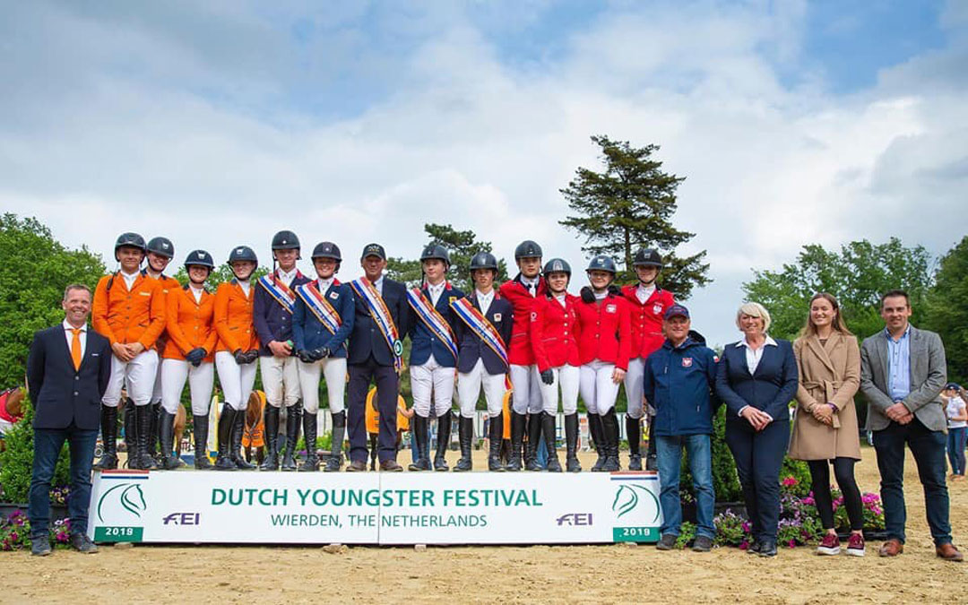 O-status voor Dutch Youngster Festival Wierden