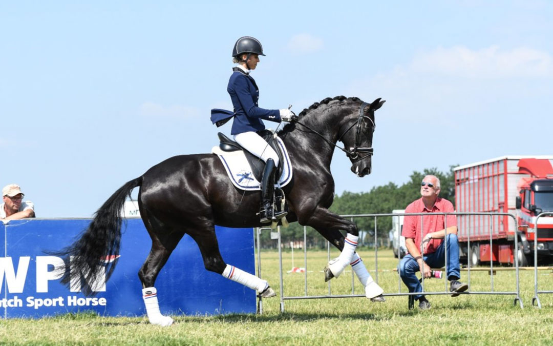 Vai Bruntink wint alles in Exloo