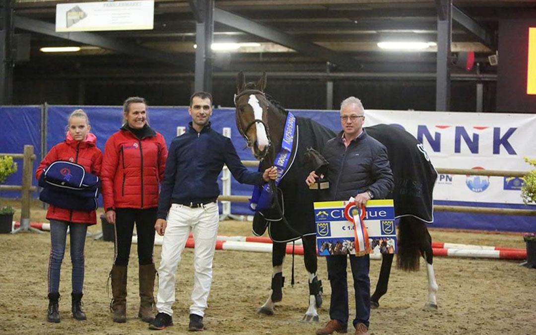 Grandorado TN en Ferdinand leveren ONNK winnaars