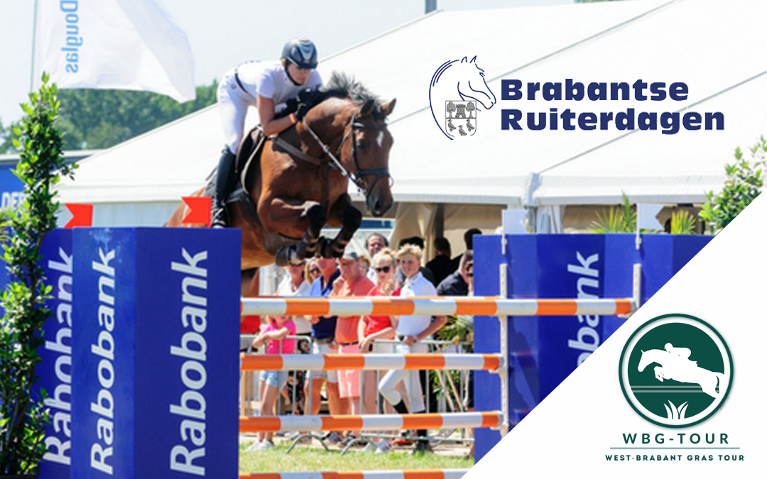 Brabantse Ruiterdagen volgende strijdtoneel in WBG-Tour!