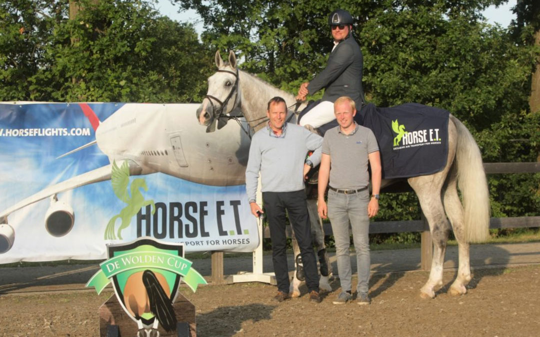 De Wolden Cup waardeert fokkers finalepaarden met premie