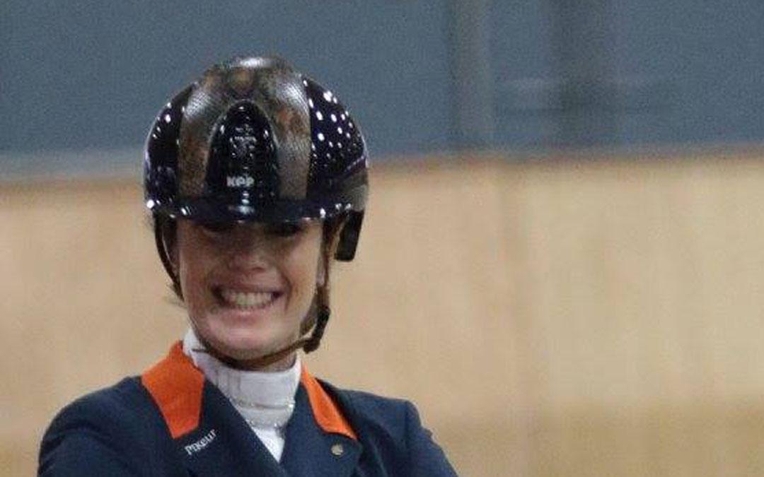 Lynne Maas beste Nederlandse in GPS