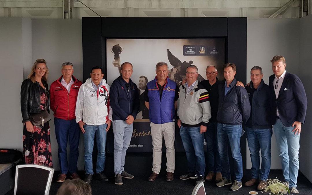 Nederlands team loot tweede startplek in Nations Cup Geesteren