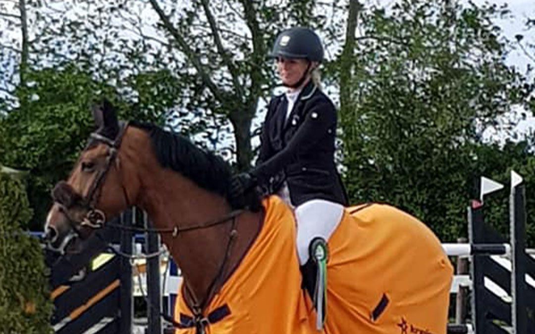 Anoek van der Pluijm wint twee keer in Valkenswaard