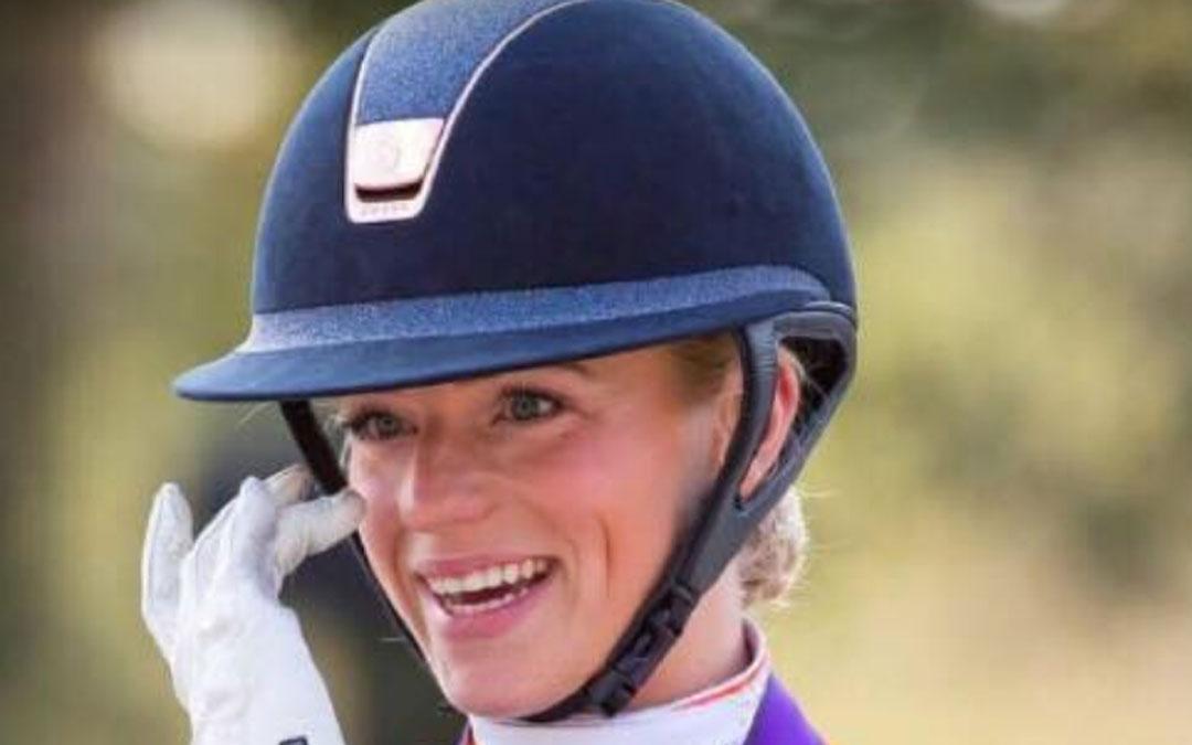 Esmee Donkers met sterke kür naar EK zilver
