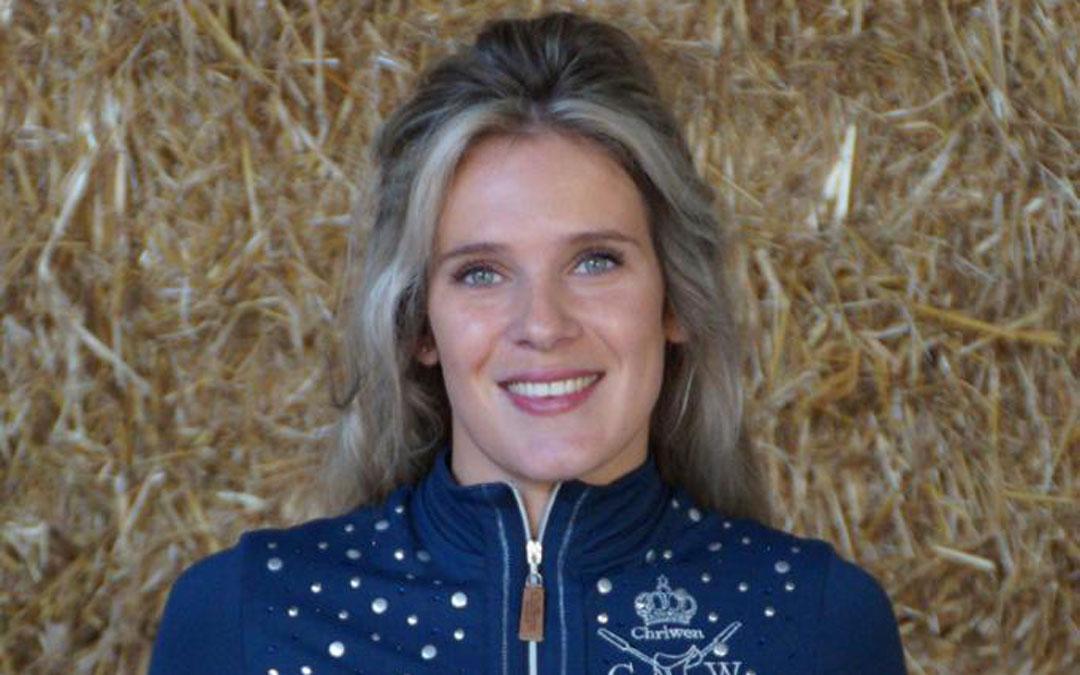 Kim Schmid: Theo is bang voor paarden, altijd gebleven