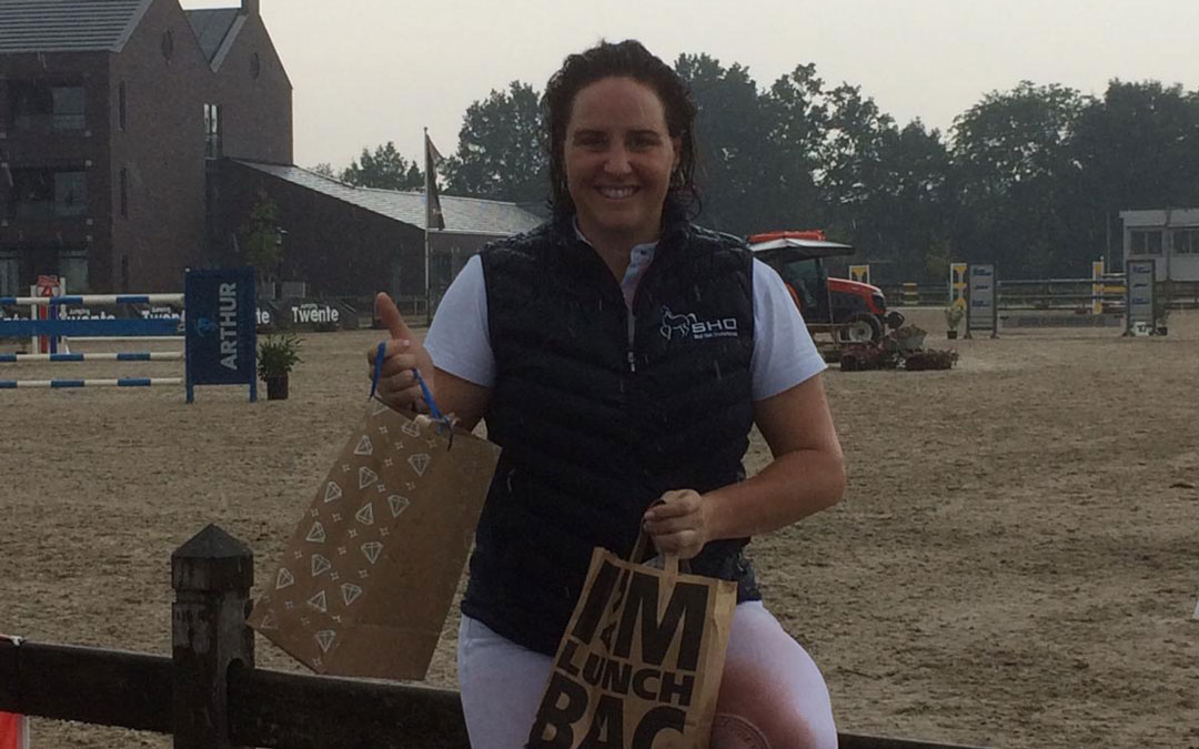 Pia-Louise Aufrecht wint in Geesteren