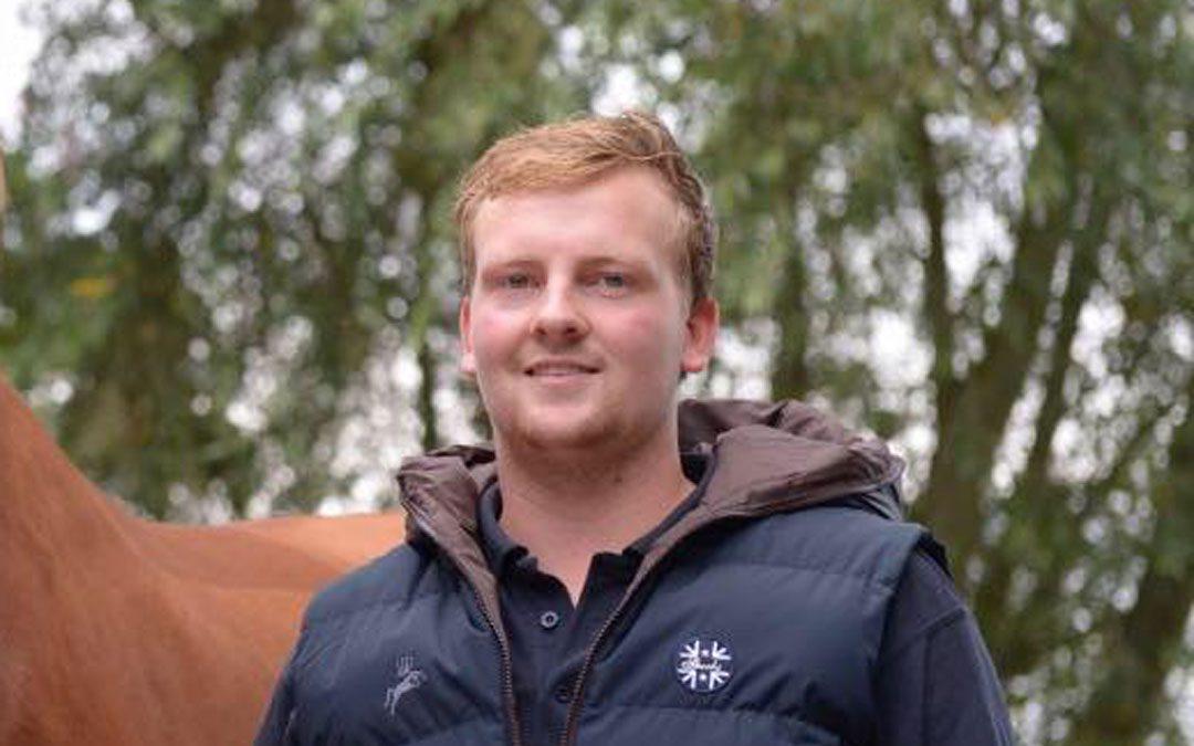 Thom van Dijck in  de prijzen in eerste rubriek Valkenswaard