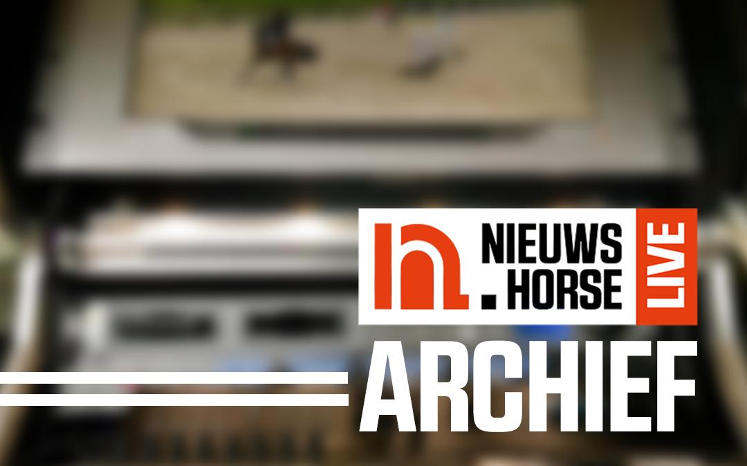 nieuws.horse LIVE archief