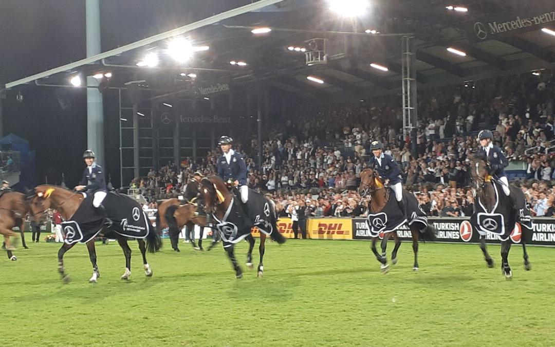 Zweden wint landenwedstrijd CHIO Aken, Nederland zesde