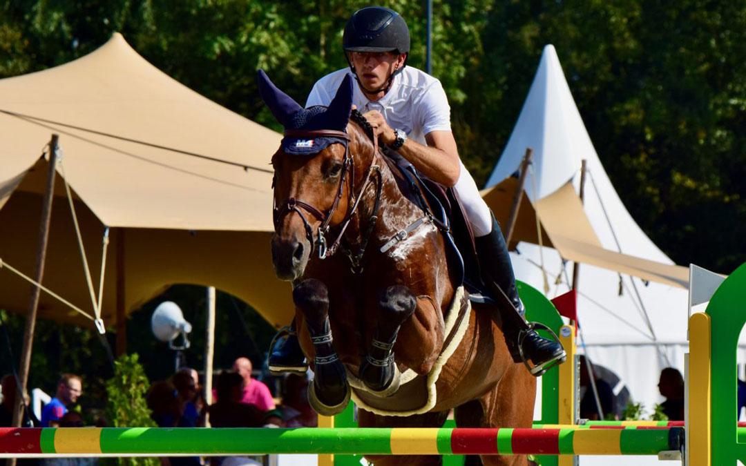 Daan van Geel wint GP Lier