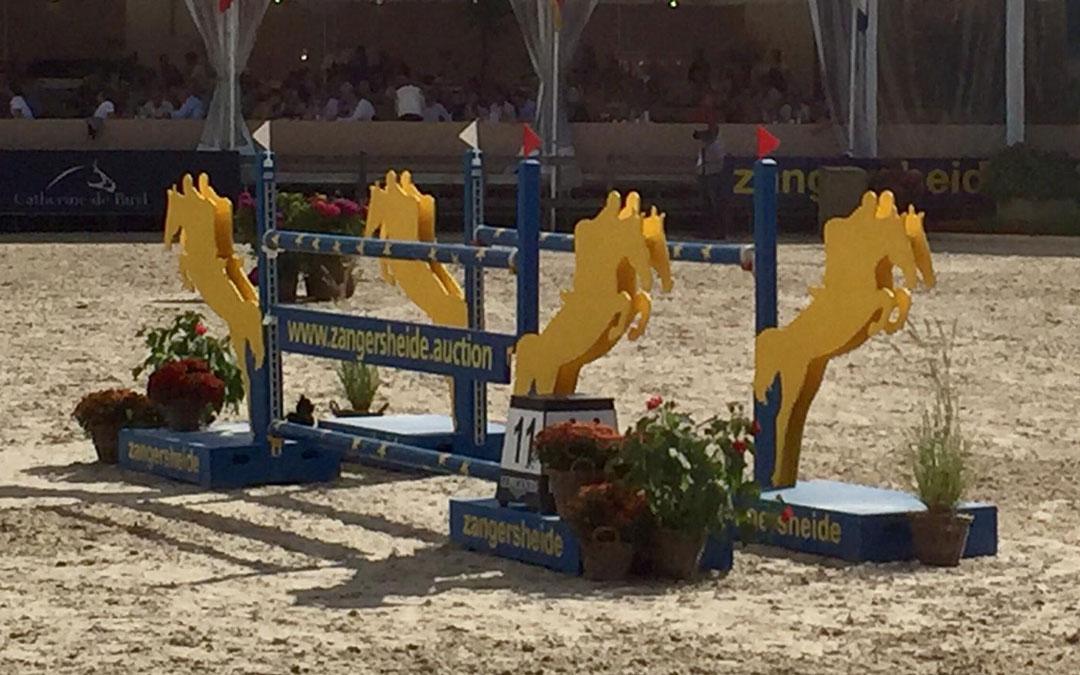 Willem Greve met Opium JW van de Moerhoeve TN vierde in finale