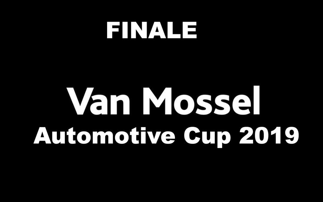 Finale van Mossel Automotive Cup 2019