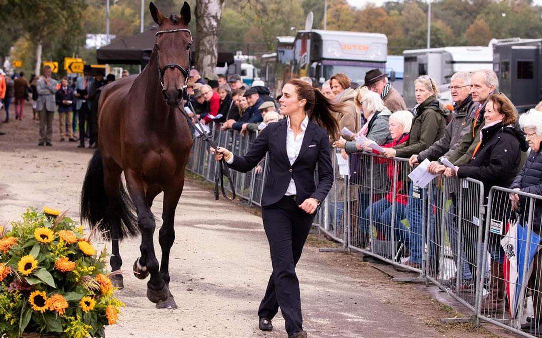 Merel Blom bijna zeker Nederlands kampioen