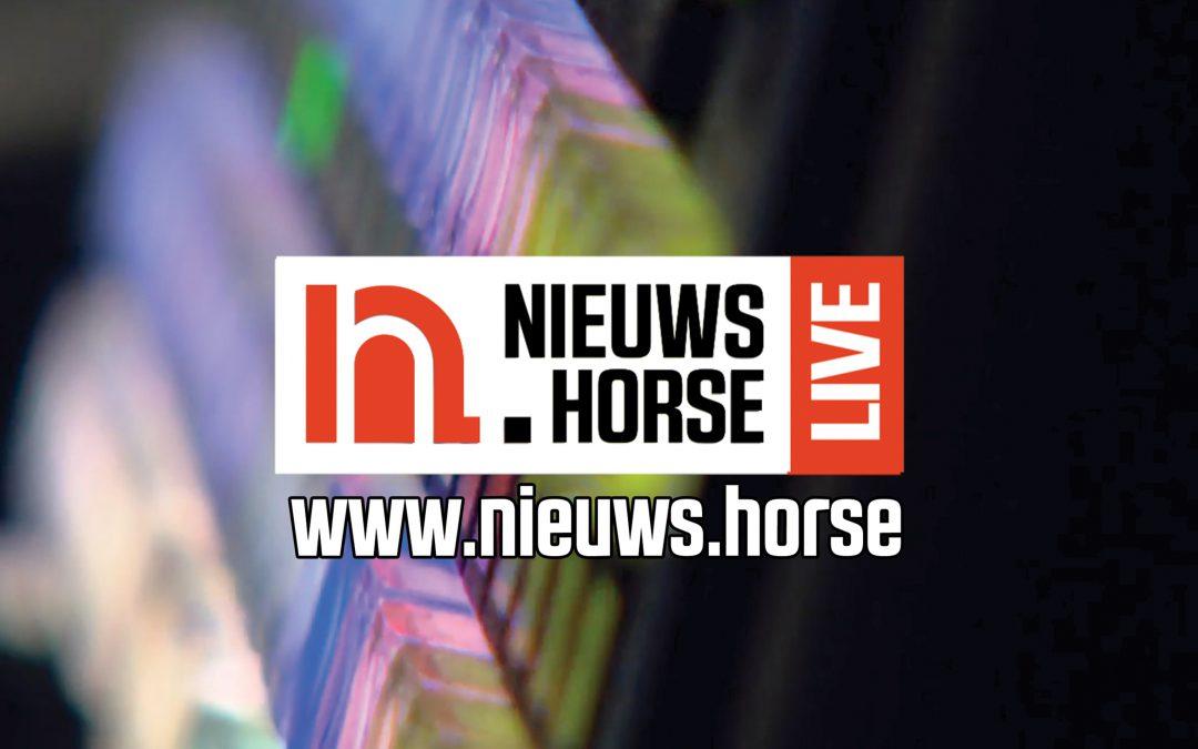 Nieuws.horse LIVE ook voor jouw evenement