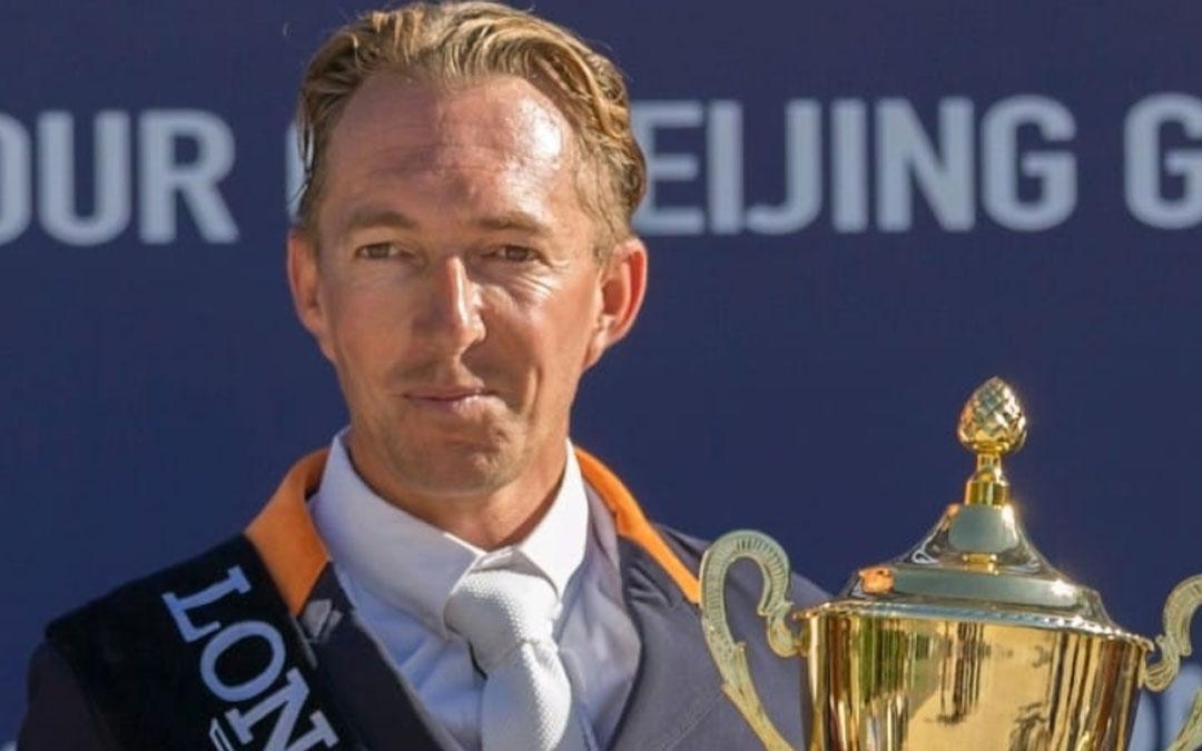 Vincent Vermeulen leidt team naar winst in Peking
