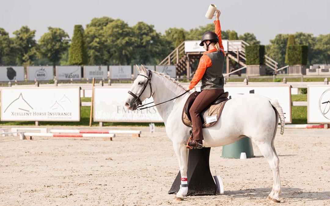 Ook Nederlandse afvaardiging naar EK Working Equitation