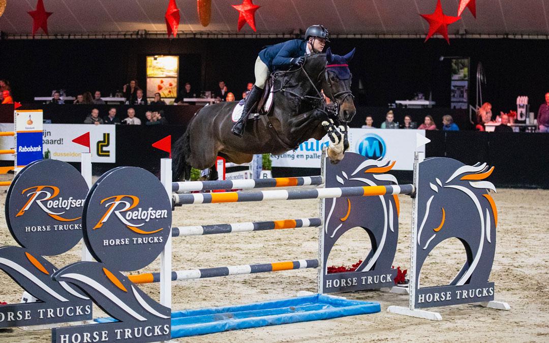 Doron Kuipers en Hollywood VK winnen small tour finale in Lier