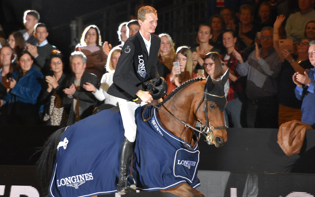 Frank Schuttert winnaar Grote Prijs Maastricht