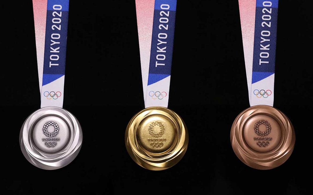 Tokyo 2020: 5.000 medailles uit afval
