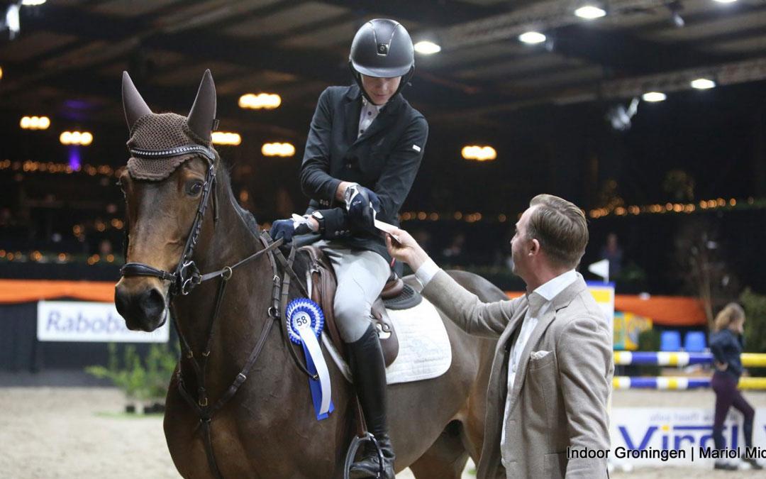 Jordi Koopmans wint L-finale Indoor Groningen