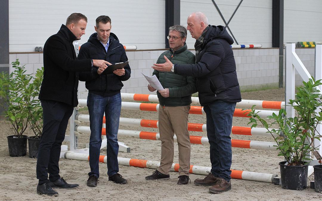 Robbert Ehrens: veel goede hengsten met perspectief voor de sport