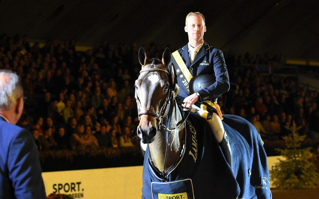 Niels Bruynseels wint in Grimaud