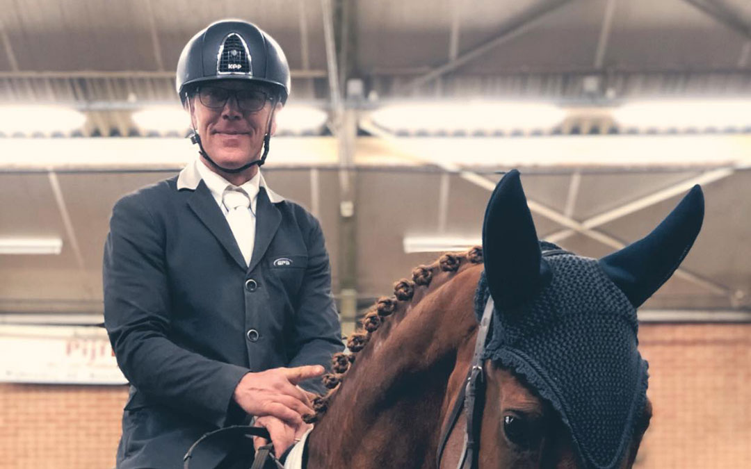 Steven Veldhuis wint Gouden Aar in Mariënheem